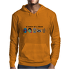 A Bunch of A-Holes Mens Hoodie