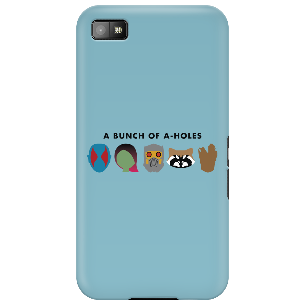 A Bunch of A-Holes Phone Case
