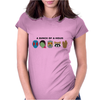 A Bunch of A-Holes Womens Fitted T-Shirt