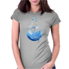 A Chemistry Lab Womens Fitted T-Shirt