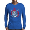 A deadly attack on the bulldog Mens Long Sleeve T-Shirt