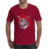 A deadly attack on the bulldog Mens T-Shirt