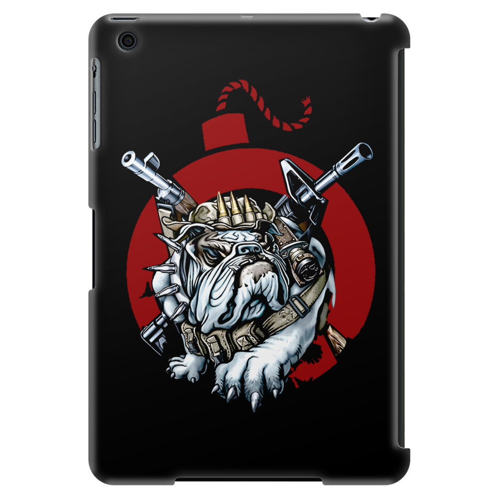 A deadly attack on the bulldog Tablet