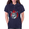 A deadly attack on the bulldog Womens Polo