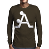 A Doggy Mens Long Sleeve T-Shirt