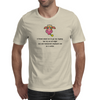A friend asked me to go Cow tipping Mens T-Shirt