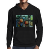 A Gathering of Planets Mens Hoodie