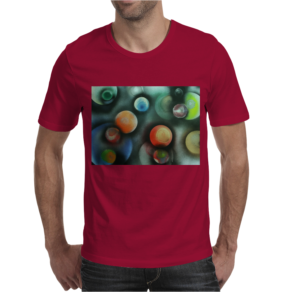 A Gathering of Planets Mens T-Shirt