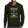 A Good Lawyer V Mens Hoodie
