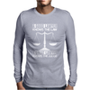 A Good Lawyer V Mens Long Sleeve T-Shirt
