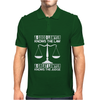 A Good Lawyer V Mens Polo