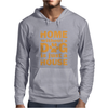 A Home Without a Dog is Just a House Mens Hoodie
