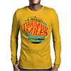 A Journey Of Thousand Miles Mens Long Sleeve T-Shirt