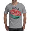 A Journey Of Thousand Miles Mens T-Shirt
