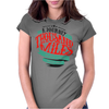 A Journey Of Thousand Miles Womens Fitted T-Shirt