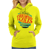 A Journey Of Thousand Miles Womens Hoodie