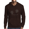 A loving way to say 'Hi'! Mens Hoodie