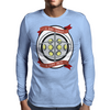 A Man Chooses Mens Long Sleeve T-Shirt