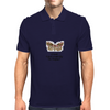A Moth is just a Butterfly on welfare  Mens Polo
