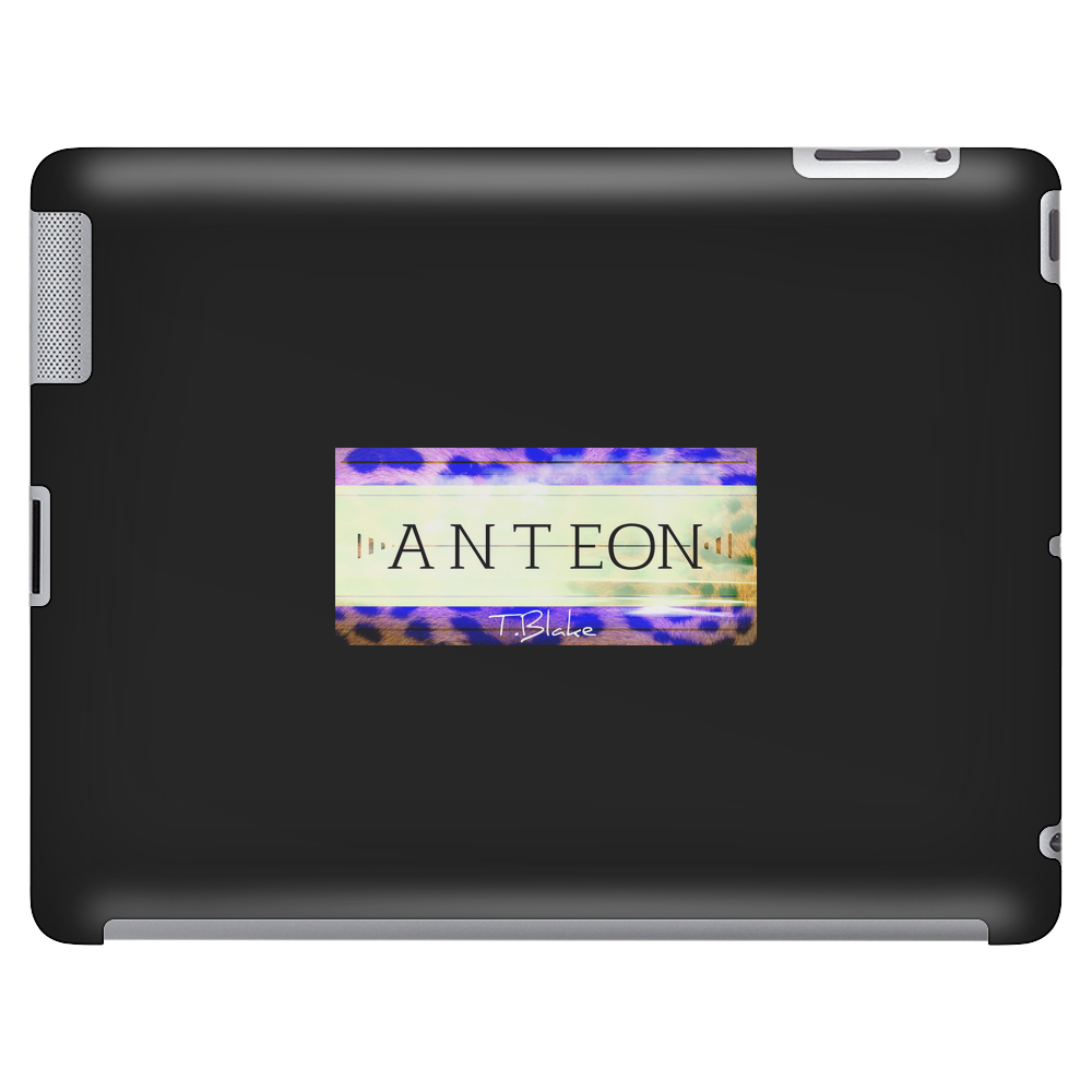 A N T E O N  designed by Teon Blake Inspired by Yin Yang Tablet (horizontal)