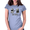 A Salt With A Deadly Weapon Womens Fitted T-Shirt