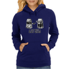 A Salt With A Deadly Weapon Womens Hoodie