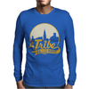 A Tribe Called Quest City Skyline ATCQ Mens Long Sleeve T-Shirt