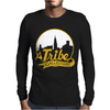 A Tribe Called Quest City Skyline Mens Long Sleeve T-Shirt