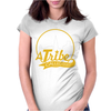 A Tribe Called Quest City Skyline Womens Fitted T-Shirt