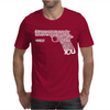 A Tribute To Pulp Fiction Mens T-Shirt