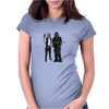 Abe and Chewy Womens Fitted T-Shirt