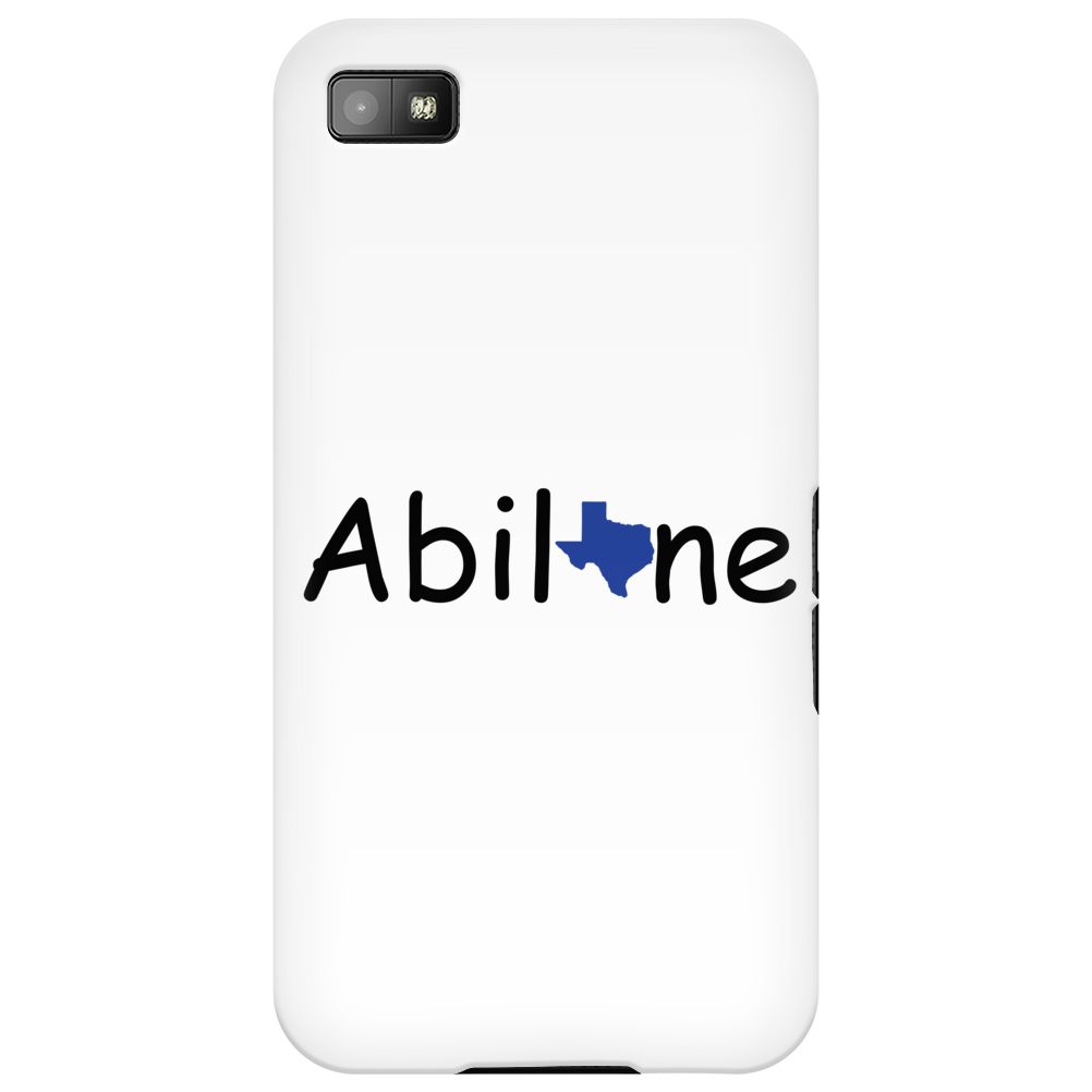 Abilene Texas Phone Case