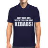 ABS KEBABS Mens Polo