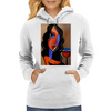 ABSTACT  ONE MORE DRINK Womens Hoodie