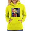 ABSTRACT  2 HEADS ARE BETTER THEN ONE Womens Hoodie