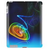 Abstract 3D Tablet (vertical)