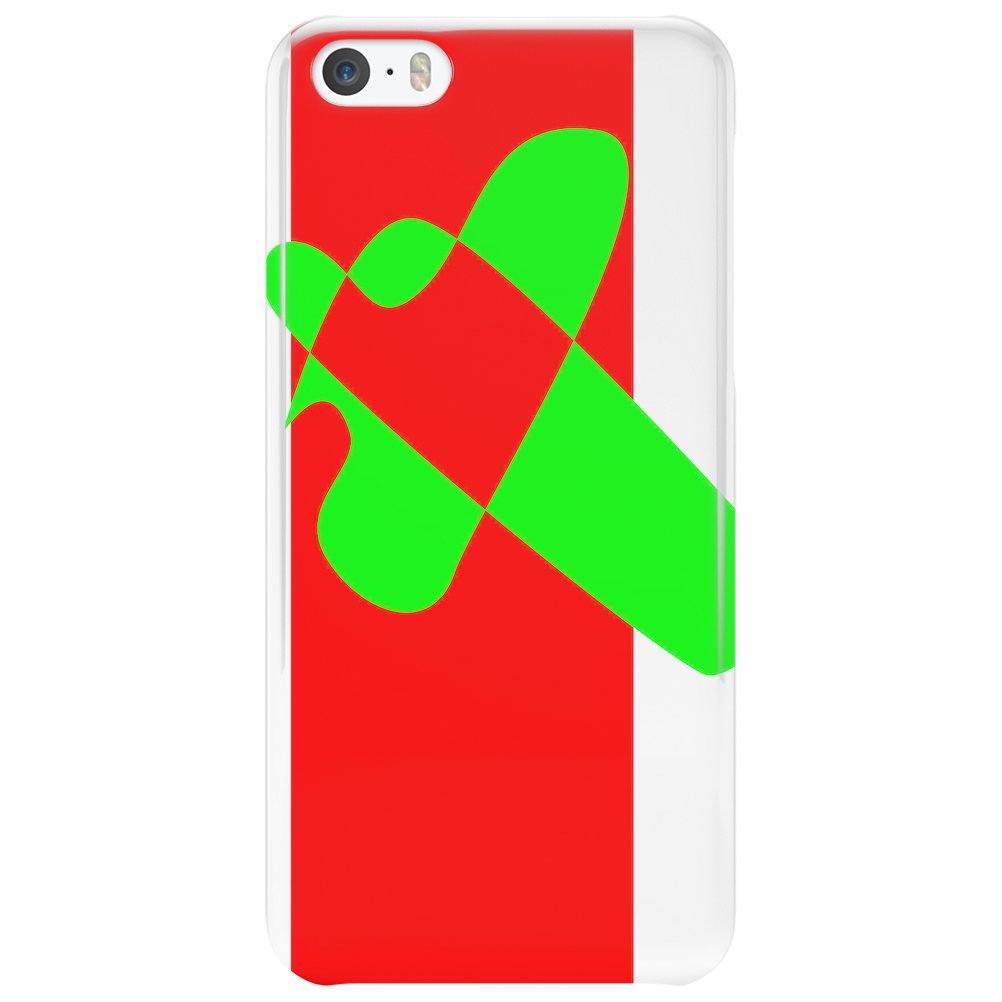Abstract beziers Phone Case