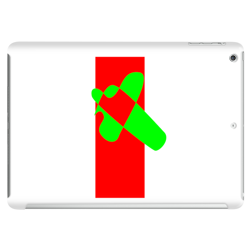 Abstract beziers Tablet (horizontal)