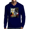 ABSTRACT  BIG FINGERS  PICASSO Mens Hoodie