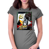 ABSTRACT  BIG FINGERS  PICASSO Womens Fitted T-Shirt