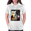 ABSTRACT  BIG FINGERS  PICASSO Womens Polo