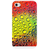 Abstract Bubbles Design Phone Case