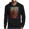 Abstract city Mens Hoodie