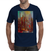 Abstract city Mens T-Shirt