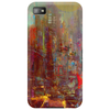 Abstract city Phone Case