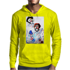 ABSTRACT  CLOWNS IN HEAVEN Mens Hoodie