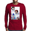 ABSTRACT  CLOWNS IN HEAVEN Mens Long Sleeve T-Shirt