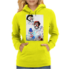 ABSTRACT  CLOWNS IN HEAVEN Womens Hoodie