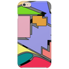 Abstract Colored Shapes Phone Case