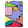 Abstract Colored Shapes Tablet (vertical)